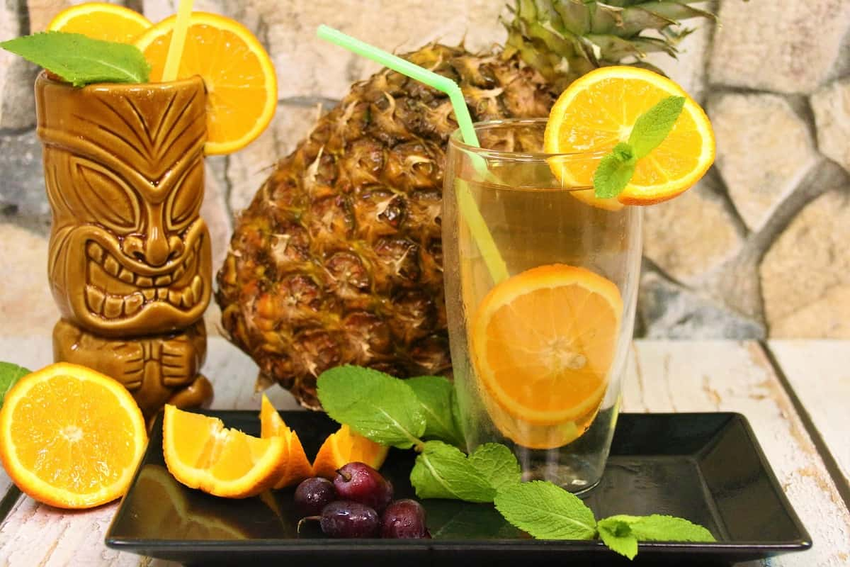A tropical drink will give you all the escapist feels even if you're stuck at home. Grab some of these tiki cocktail recipe books, and find your happy place.